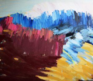Jaczynska_Ewa_Ohne Titel_Oeltechnik_Oel Pastellkreide auf Leinwand_70 x 80 cm_2018_web (3)